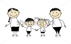 happy-family-smiling-together